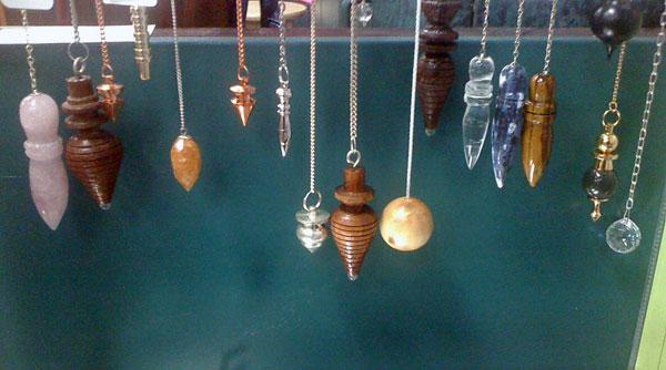 Pendules Et Radiesthesie